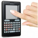 "Unisen Wireless Handheld Qwerty Keyboard with Touchpad (2.8"")"