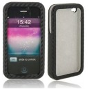 Woven Pattern Case Cover for iPhone 4G