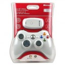 Genuine Microsoft 2.4GHz Wireless Gaming Controller with USB Receiver for PC/Xbox 360