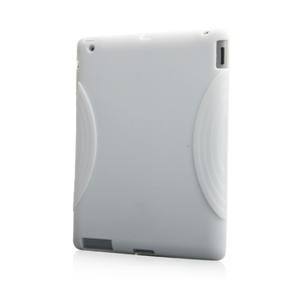 Durable Silicone Skin Case Protector for iPad 2