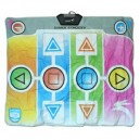 Family Trainer Double Dance Mat for Nintendo Wii