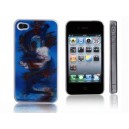 3D Dragon Protective Back Skin Hard Case Cover for iPhone 4