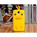 Duck Shaped Silicone Case for Samsung Galaxy S4/ I9500