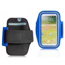 Faux Leather Protective Armband for Samsung Galaxy S4 I9500