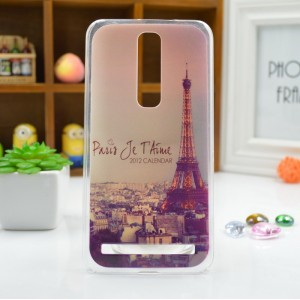 Asus Zenfone 2 ZE551ML Eiffel Tower Case Cover
