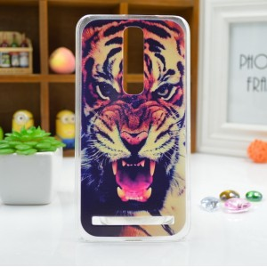 Asus Zenfone 2 ZE551ML Tiger Case Cover