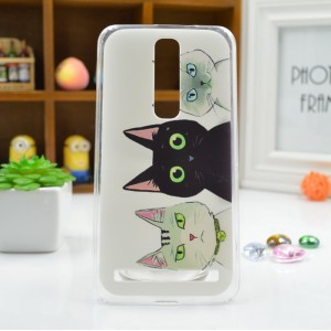 Asus Zenfone 2 ZE551ML Kitties Case Cover