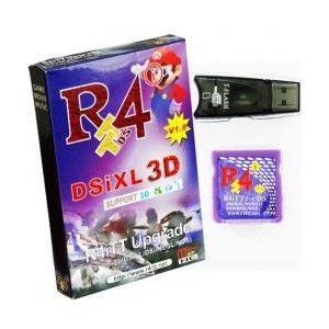 R4itt Card Compatible with all NDSL/ NDSI games