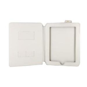 Exquisite Left-right Leather Case with Kickstand for iPad