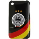 Soccer Fan Germany Deutscher Hard Back Cover for iPhone 3G/3GS