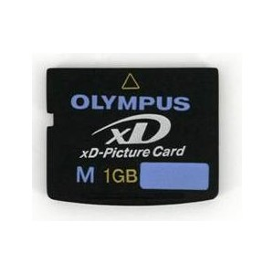 1GB Olympus XD Picture Card