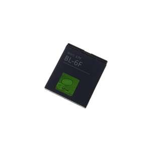 Nokia BL-6F Compatible Rechargeable Li-ion Battery (3.7V 1200mAh)