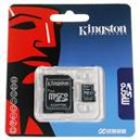 Genuine Kingston MicroSD Memory Card (2GB)
